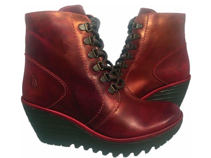 Women's Yarn772fly Oxford Boot