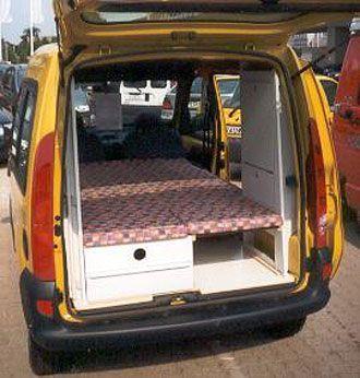 c tech campingvan minicamper renault kangoo camper camping auto campingbus. Black Bedroom Furniture Sets. Home Design Ideas