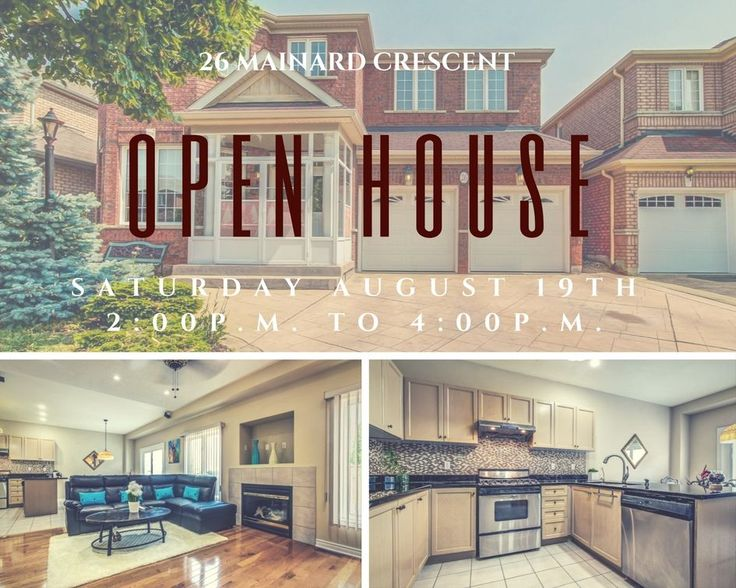 Join Us For Our Open House This Saturday August 19th from 2:00 p.m. to 4:00 p.m! This Gorgeous Home boasts many upgrades, inside and out! Bright, spacious and very clean! Really shows Pride of Ownership. Come check it out! Hope to see you all there!  Click the link below to see our virtual tour, more pictures and floor plans!!! https://youriguide.com/26_mainard_crescent_brampton_on   Want even more information about this home and others, check out our website, www.anthonyfialho.com!