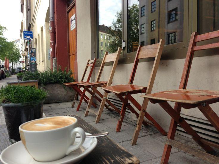 Aroma Kaffeebar in München