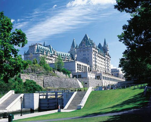 Fairmont Chateau Laurier... A beautiful location for any event.