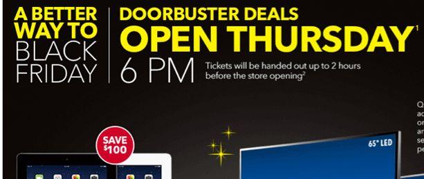 Best Buy Black Friday 2013 This is How To Get Best Buy Black Friday Doorbuster Deals