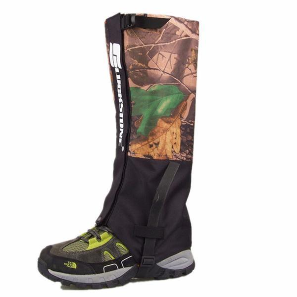 Guetre-luckstone-raquette-a-neige-randonnée-trekking-camouflage-chasse-Gaiters-luckstone-snowshoe-camo-hunting-600-denier