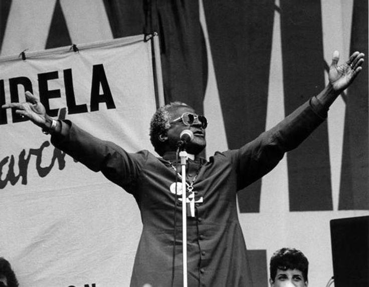 Apartheid Desmond Tutu