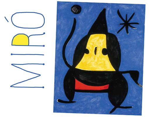 Tout Miró en une œuvre