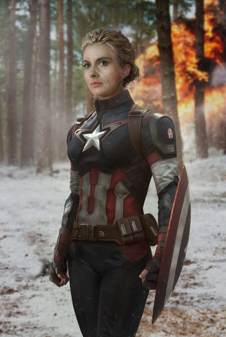 If Women Ruled The Earth  Age Of Ultron Edition Miss -2105