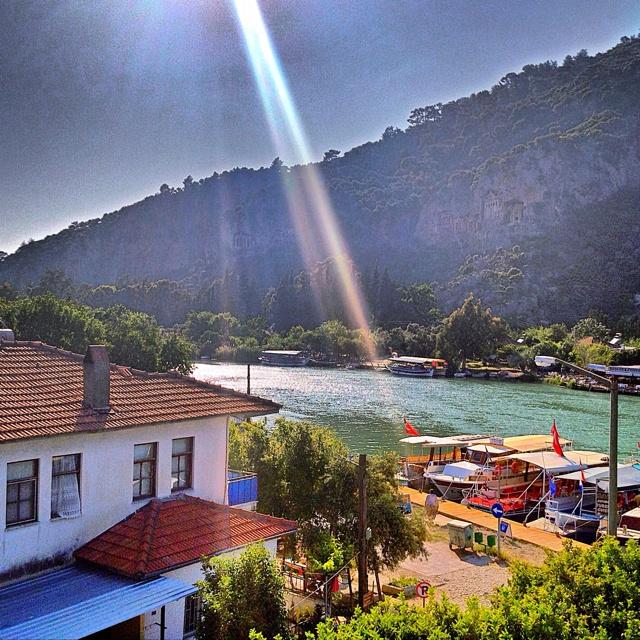 #dalyan #life #river #turkey #reise #travel #blue
