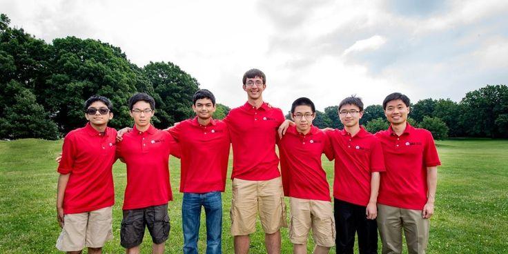 U.S. students win prestigious International Math Olympiad - for second straight year