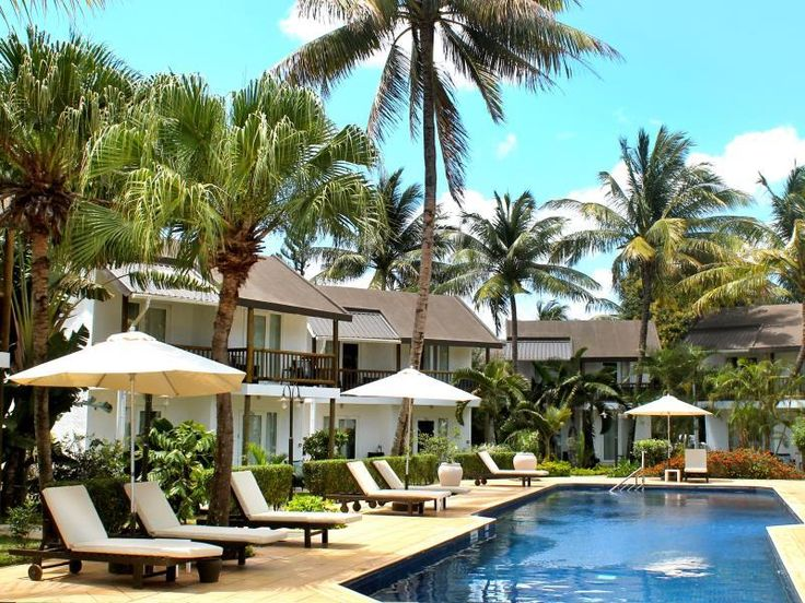 My Mum has just FaceTimed me from this very pool <3 Cocotiers Hotel Mauritius Island, Mauritius: Agoda.com