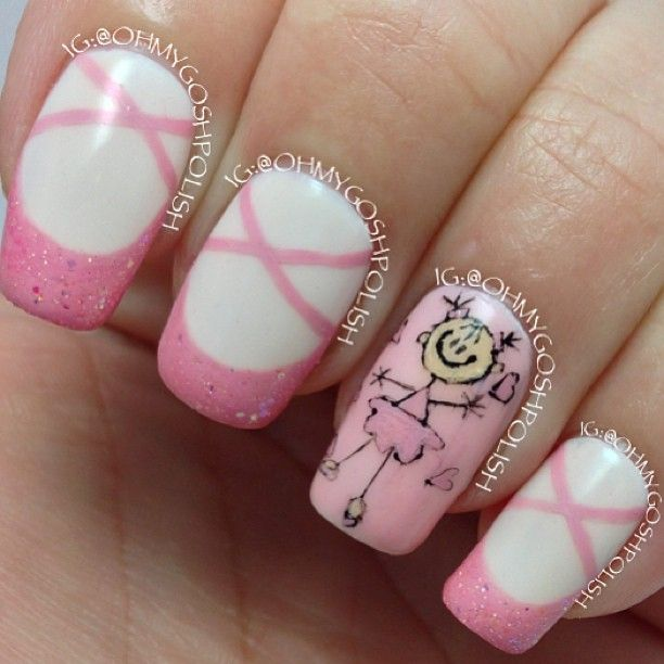 Spin The Bottle Nail Polish Game Gotr Girlsontherun: 25+ Best Ideas About Ballet Nails On Pinterest