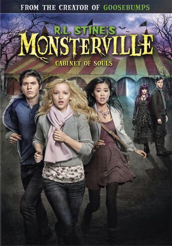 This might be scary for some Teenage friends must resist the spell of an evil showman staging a house of horrors show in their small town.  Director: Peter DeLuise Writers: Dan Angel, Billy Brown Stars: Dove Cameron, Katherine McNamara, Ryan McCartan |❤️