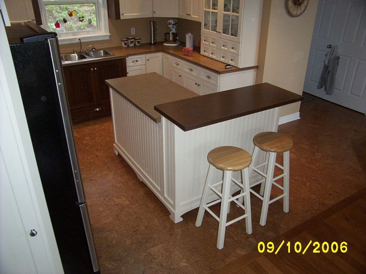 Custom Kitchen Islands With Seating Best 25+ Homemade Kitchen Island Ideas On Pinterest