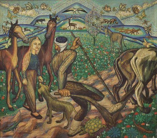 ibrahim balaban, bahar, 1949