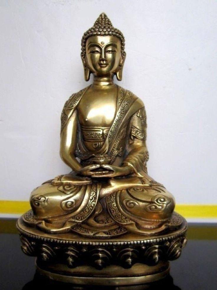 La Statue Buddha