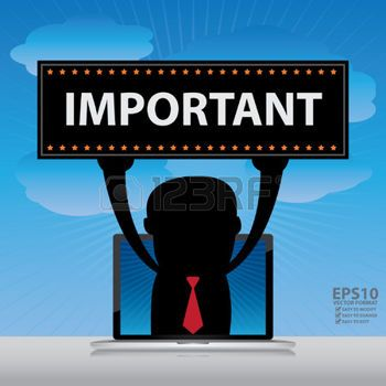 39890154-vector--the-businessman-raise-important-banner-through-computer-laptop-screen-in-blue-sky-background.jpg (350×350)