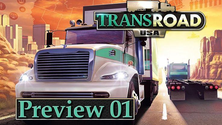 TRANSROAD USA  Preview Gameplay & Interview #1  LKW Logistik Wirtschaft Simulation deutsch german Transroad USA  LKW Logistik durch die USA!  SELBST spielen: http://ift.tt/2yfkgDH -werbelink  ABO KOSTENLOS: http://gada.link/ggsabo  Alle Folgen: https://www.youtube.com/playlist?list=PLTHcscbf3HJLuNbGa8qZJrFjqItv8bboj&index=1  MEHR ?  Beschreibung lesen!   ÜBER DIESES SPIEL   Günstig kaufen sofort zocken: http://ift.tt/2yfkgDH -werbelink  via amazon als Box: http://ift.tt/2jv68mR -werbelink…
