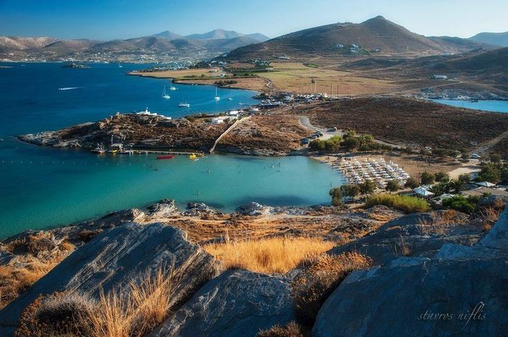 Monastiri beach,Paros island,Greece