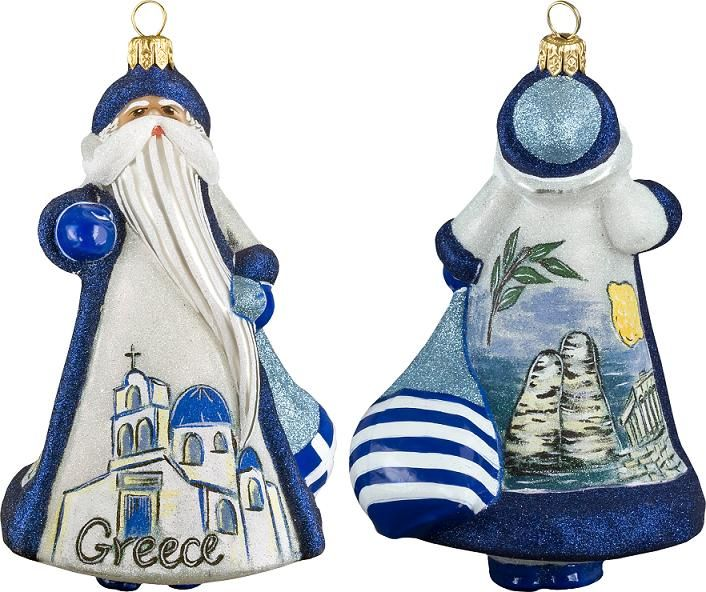 8 best Glitterazzi Christmas Holiday Ornaments by Joy to the World