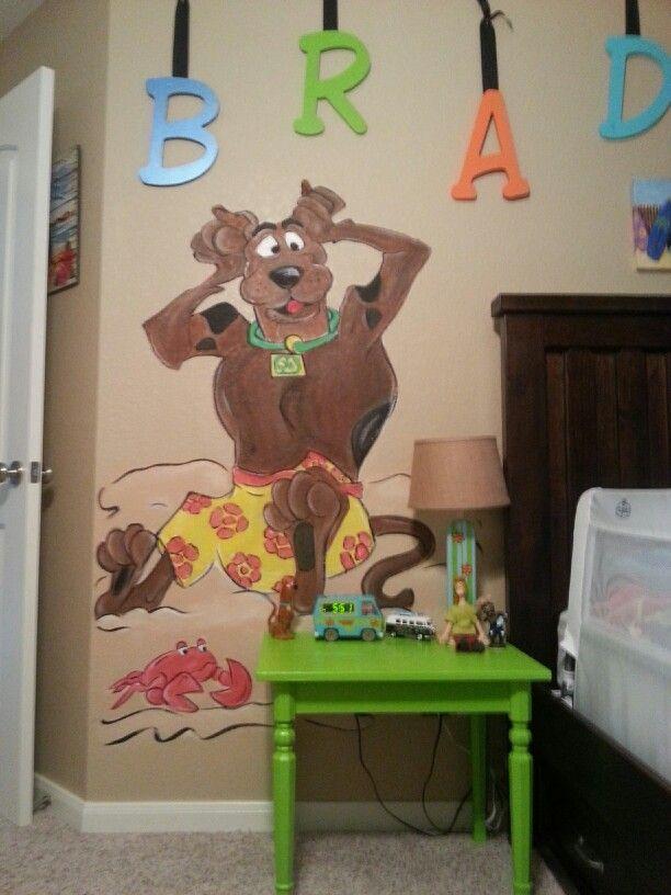 7 best Scooby Doo Bedroom for Chance images on Pinterest   Bedroom ...