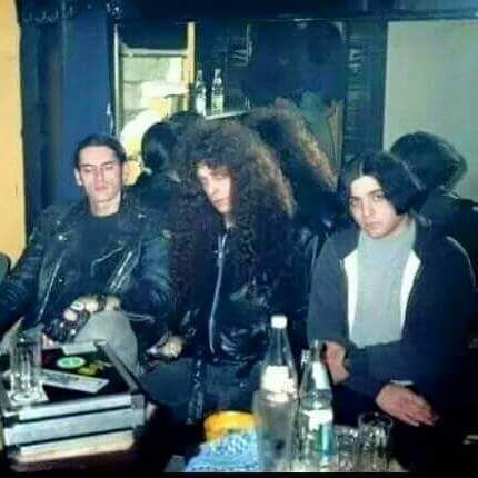Type O Negative Peter Steele Josh Silver <3 <3 <3