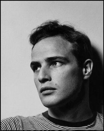 mbPhilippe Halsman, Beautiful, Marlonbrando, Hollywood, Icons, Actor, Portraits, Marlon Brando, People