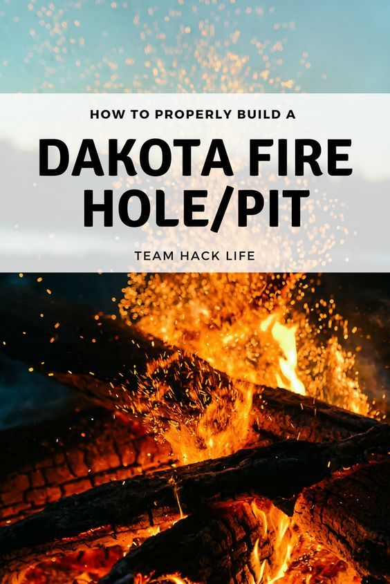 Learn How To Build A Dakota Fire Hole The Right Way This Is The