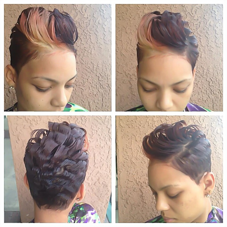 205 Best Short Hairstyles Images On Pinterest Hair Cut