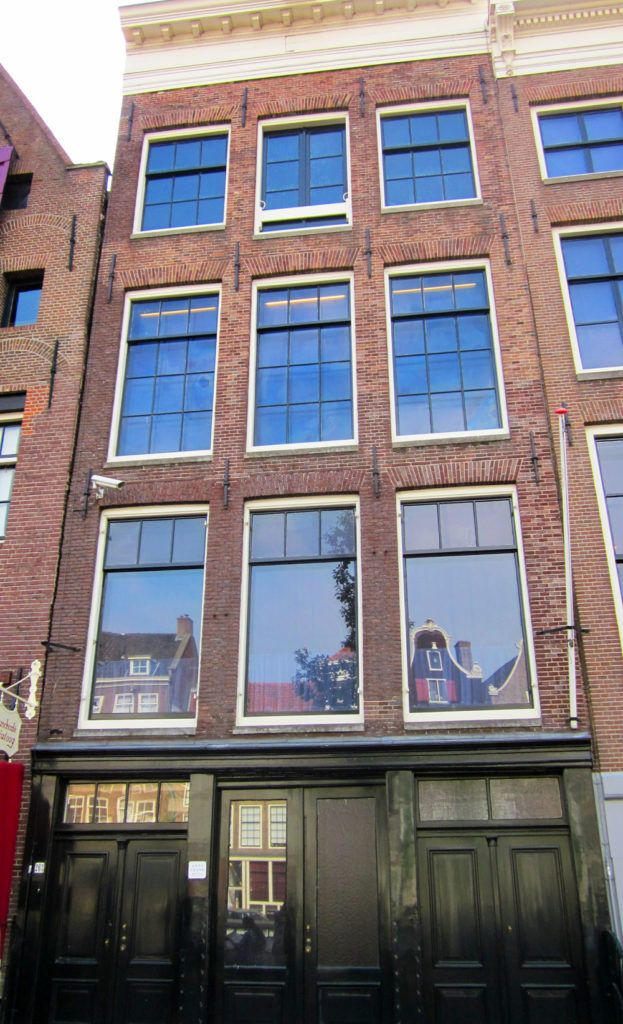 Anne Frank Huis   The Invisible Tourist