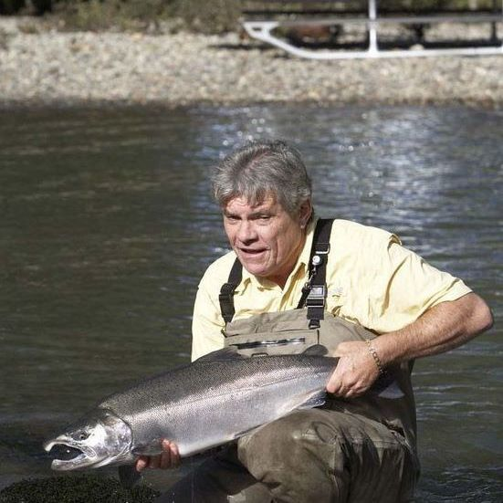 salomon fish from canada , who fish in canada lakes ?