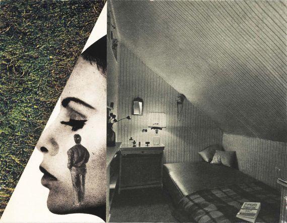 Galeria Asymetria - TomaszSzerszeń #GaleriaAsymetria #TomaszSzerszeń #Face #Woman #ModernArt #WarsawGallery