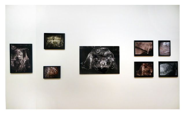 "Lizzie Calligas-""ONE BREATH"" 2015 Benaki Museum-AphF"