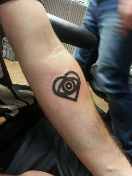 1000 ideas about music heart tattoo on pinterest music for All time low tattoo