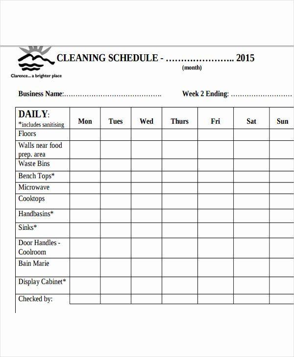 Restaurant Restroom Cleaning Checklist Workplace Wizards