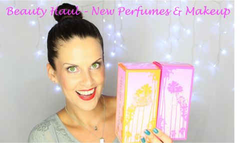 BEAUTY HAUL VIDEO – New Makeup and Perfume Releases… - nzgirl