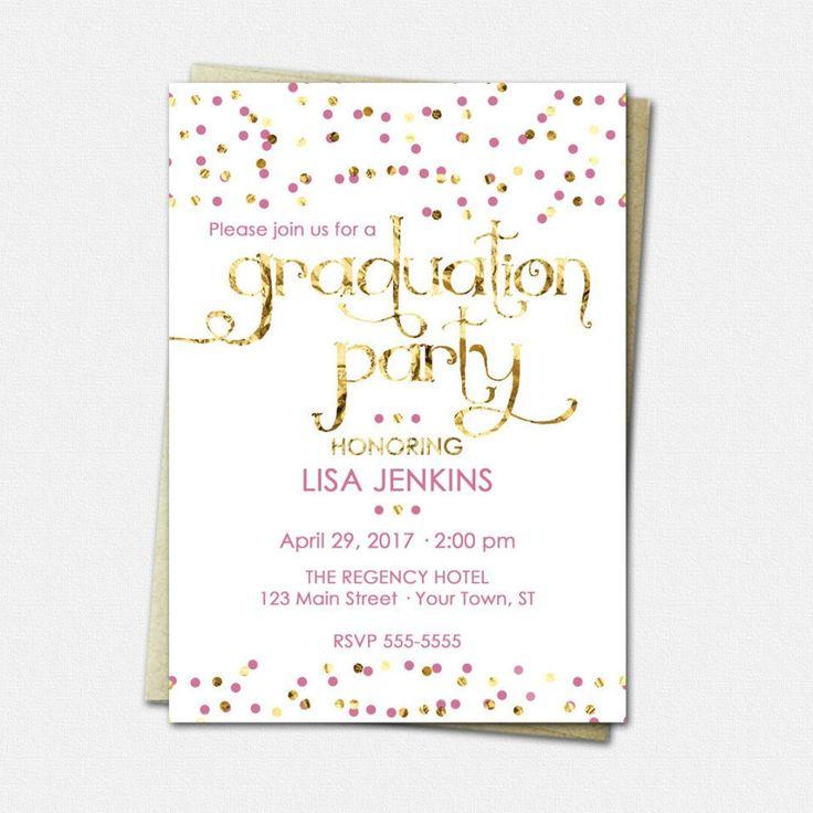 81 best Graduation Celebration images on Pinterest | Graduation ...