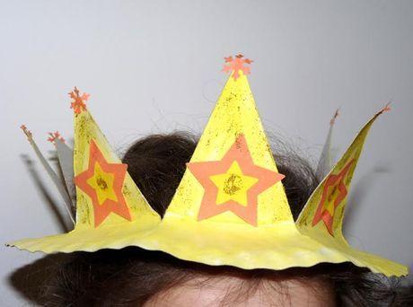 Karnevalové klobúky z papierového taniera | Tvorivo s deťmi | Vychovávame | Babetko.Rodinka.sk