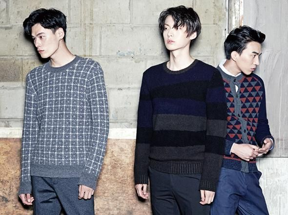 CHRIS CHRISTY 2014 FALL | KIM WONJOONG , AHN JAEHYUN & DO SANGWOO