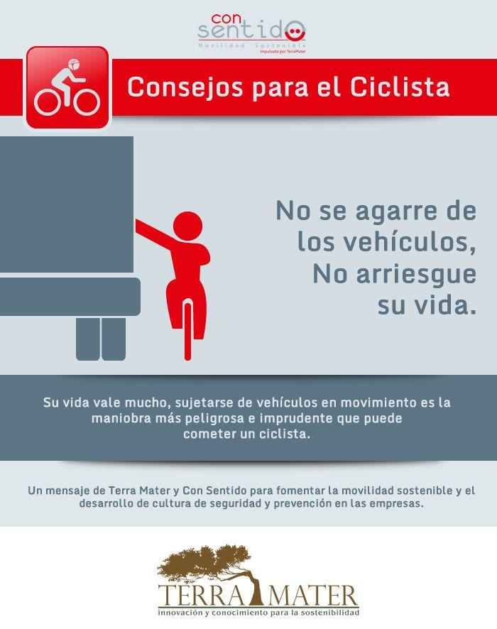 Consejos para  el ciclista