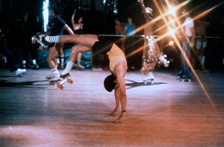 #70s #80s #roller #skating #disco #style   Roller Boogie ...