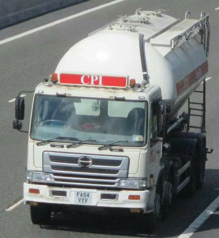 Cementtanker