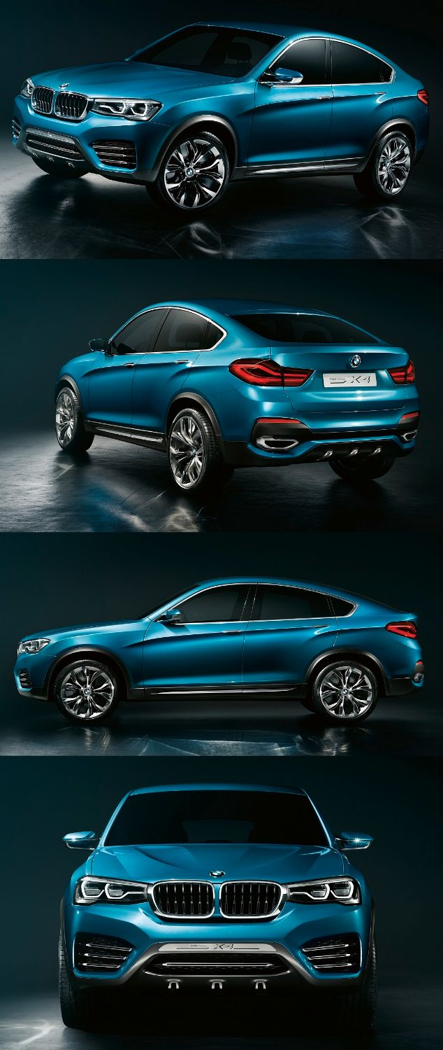 New BMW Concept X4 Offers a Preview of the Future http://tomandrichiehandy.bodybyvi.com/