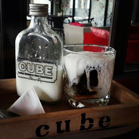 cube espresso