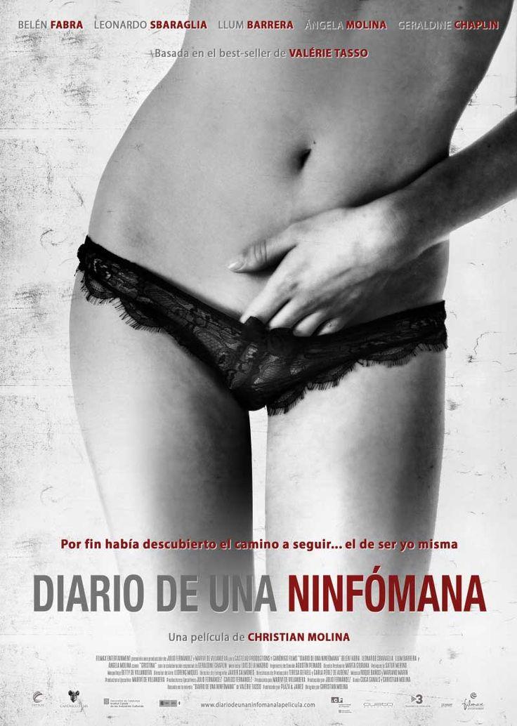Diary of a Sex AddictFilm, Movie Posters, Sex Addict, Sexy Movie, Una Ninfómana, Diaries, El Diario De Una Ninfomana, Movie Watches, Christian Molina