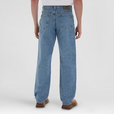 Wrangler Men's 5-Star Relaxed Fit Jeans - Vintage Wash 36x32