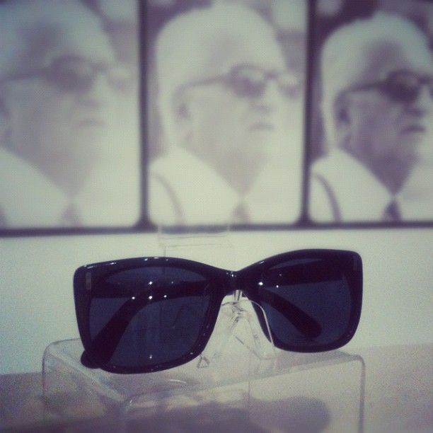 Museo Enzo Ferrari, Modena - Ferrari Style! - Instagram by @bethanyrydmark