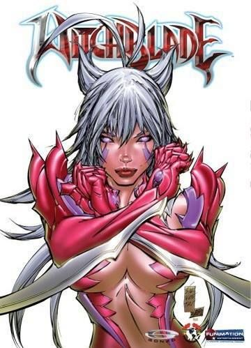 Witchblade VOSTFR BLURAY | Animes-Mangas-DDL