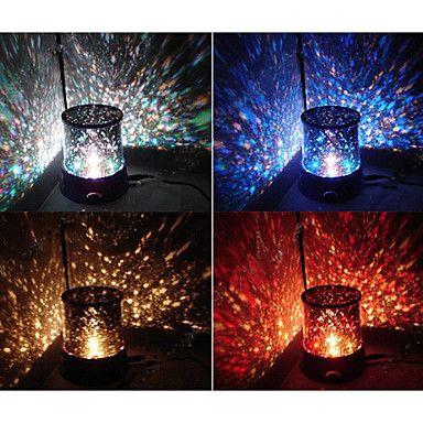 Lumière-projecteur Style Etoiles (CEG191) - EUR € 8.24