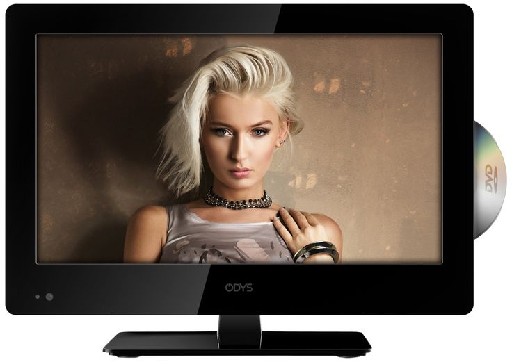 Odys Concept Line 16 PRO 39,6 cm (15,6 Zoll) LED-Backlight-Fernseher, EEK A (HD-ready, DVB-T/C, DVD-Player, USB, Hotelmode) schwarz: Odys: Amazon.de: Heimkino, TV & Video