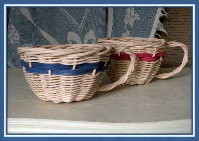 Basketmaster's Weavings: Free Basket Weaving Pattern - Tea Cups