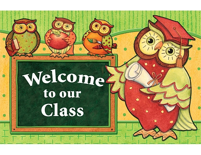 Welcome to our Class Postcards